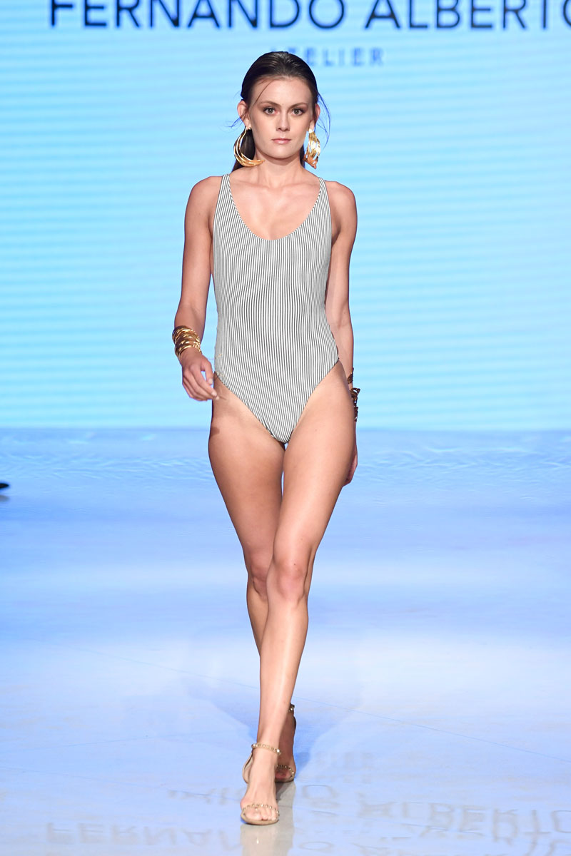 Fernando Alberto Atelier At Miami Swim Week Powered By Art Hearts Fashion Swim/Resort 2018/19