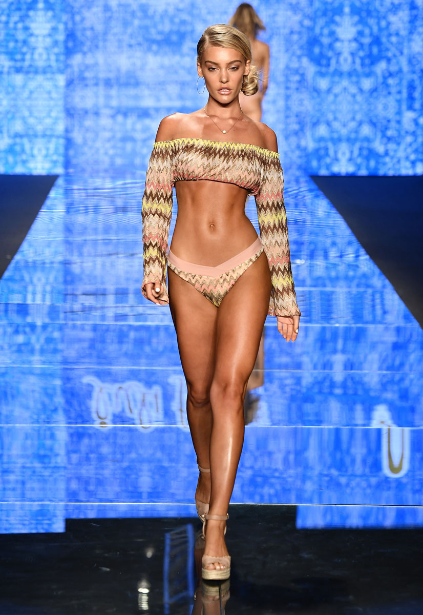 Luli Fama - Runway - Paraiso Fashion Fair