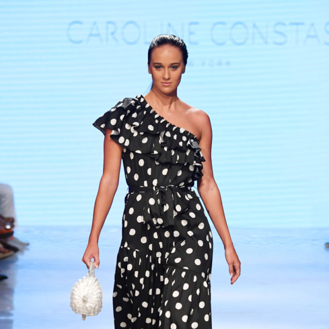 Caroline Constas At Miami Swim Week Powered By Art Hearts Fashion Swim/Resort 2018/19