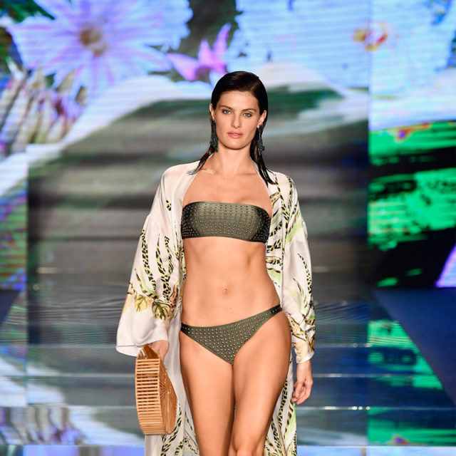 Sinesia Karol - Runway - Paraiso Fashion Fair