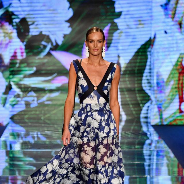 Sinesia Karol - Runway - Paraiso Fashion Fair
