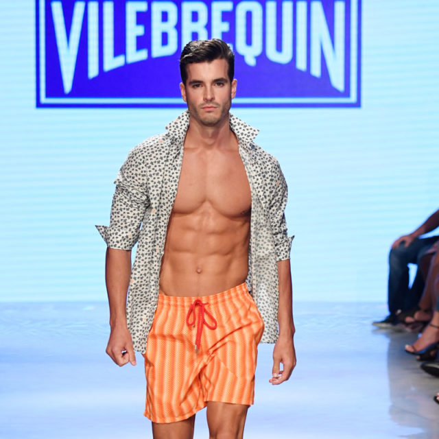 Vilebrequin At Miami Swim Week Powered By Art Hearts Fashion Swim/Resort 2018/19