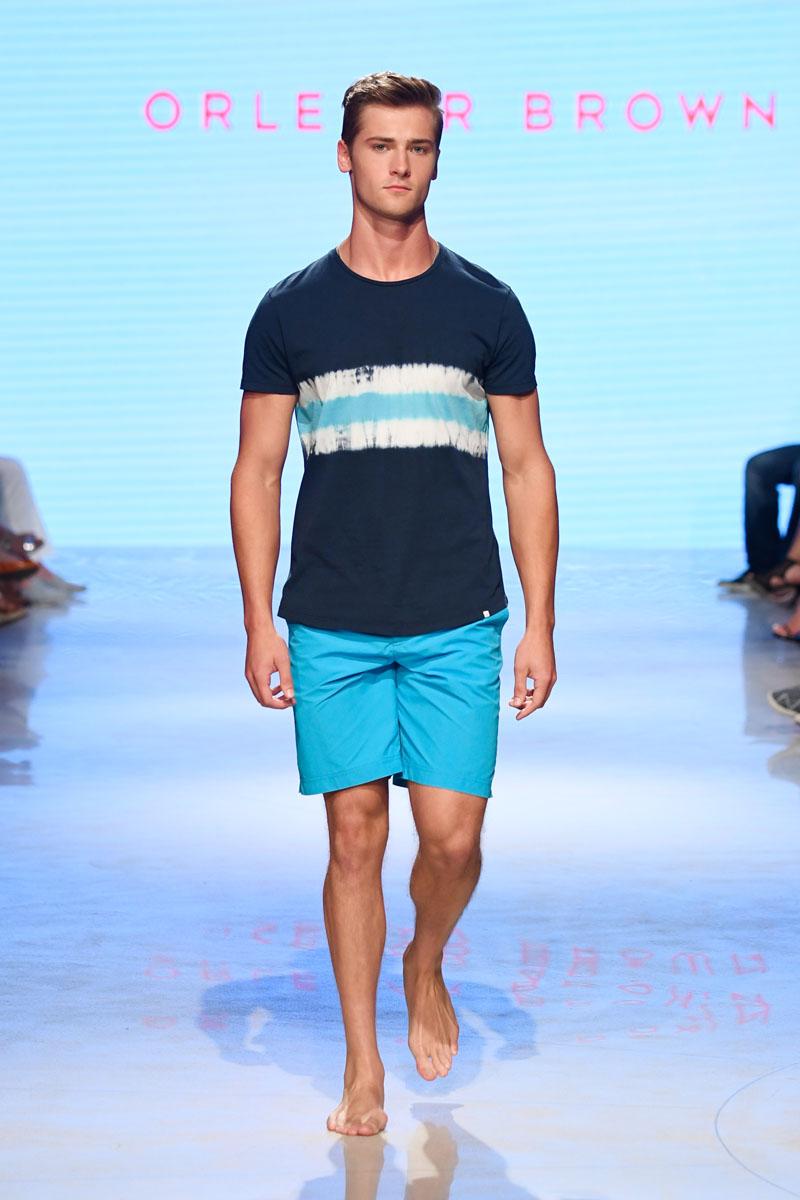 Orlebar Brown At Miami Swim Week Powered By Art Hearts Fashion Swim/Resort 2018/19