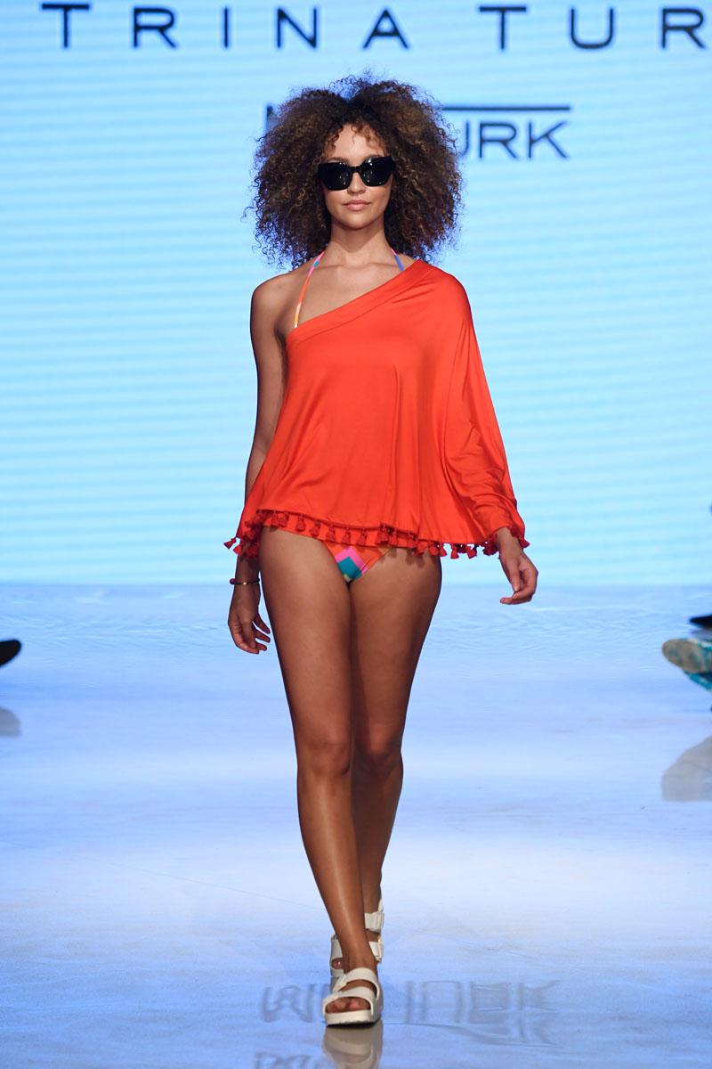 Trina Turk At Miami Swim Week Powered By Art Hearts Fashion Swim/Resort 2018/19