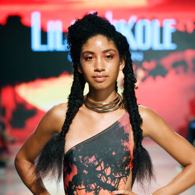 Lila Nikole At Miami Swim Week Powered By Art Hearts Fashion Swim/Resort 2018/19