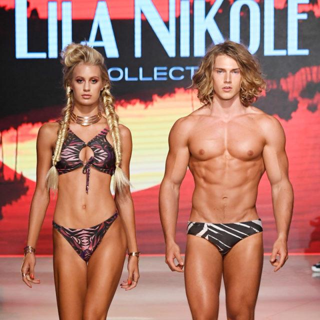 Lila Nikole At Miami Swim Week Powered By Art Hearts Fashion Swim/Resort 2018/19