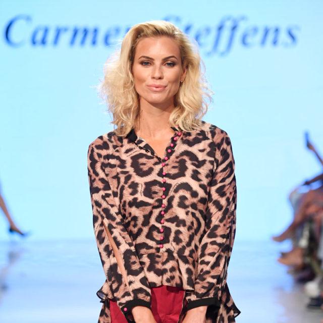 Carmen Steffens At Miami Swim Week Powered By Art Hearts Fashion Swim/Resort 2018/19