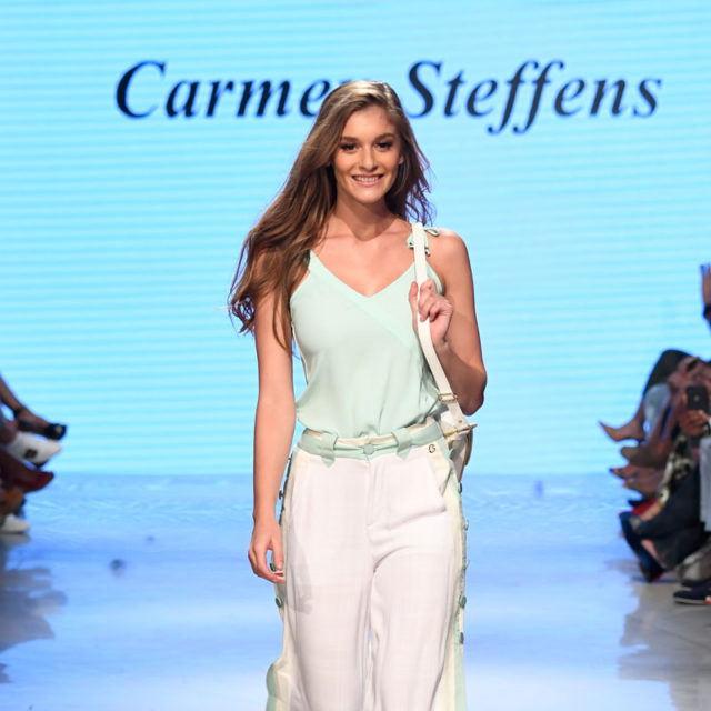 Carmen Steffens At Miami Swim Week Powered By Art Hearts Fashion Swim/Resort 2018/19