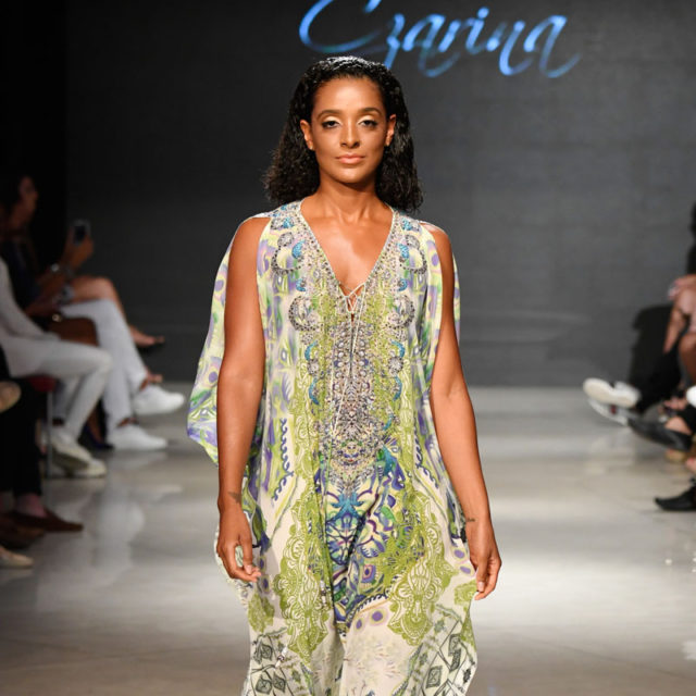 Czarina At Miami Swim Week Powered By Art Hearts Fashion Swim/Resort 2018/19